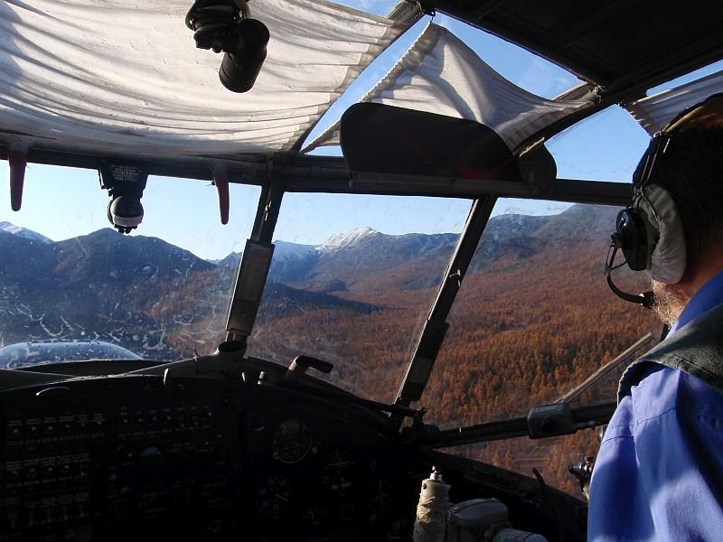 Авиационные учеты копытных животных состоятся в Магаданском заповеднике